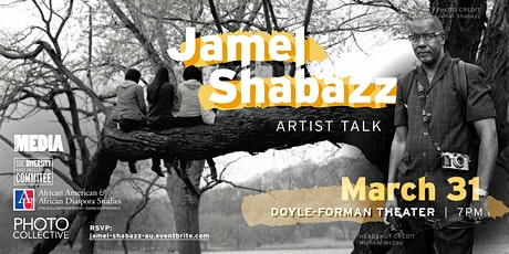 Jamel Shabazz Artist Talk tickets