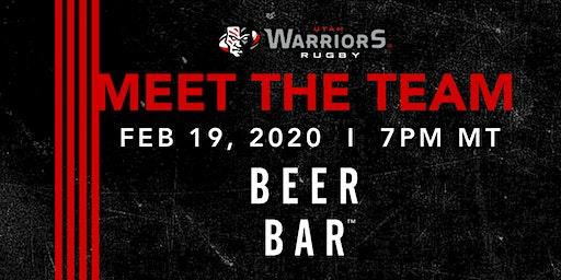 Meet The Team - Beer Bar