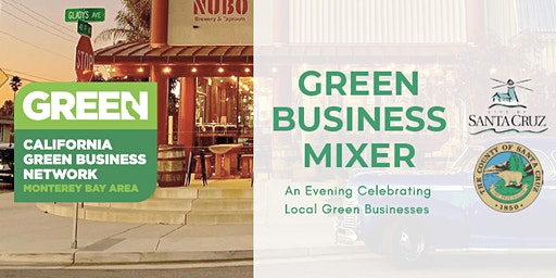 Spring Santa Cruz Green Business Mixer