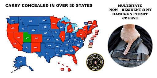 MULTISTATE Non Resident Handgun Permit Course
