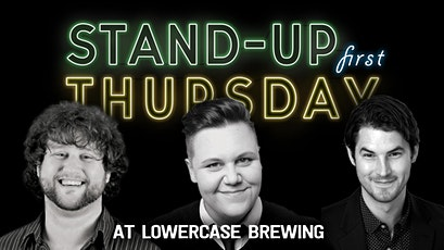 Stand-Up Comedy: Caitlin Weierhauser, Mike Coletta, & Travis Nelson live at Lowercase Brewing! tickets