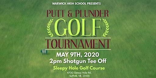 """Warwick HS """"Putt & Plunder"""" Golf Tournament"""