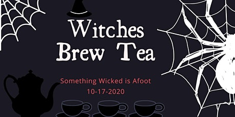 Witches Brew Tea - A spooky Halloween themed tea event tickets