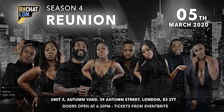 BK Chat LDN Season 4 Reunion tickets