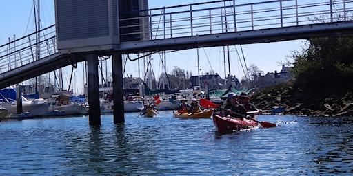 Kayak & Dine Kayaking Tour