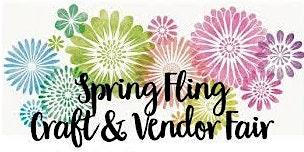 Spring Fling - Vendor Registration
