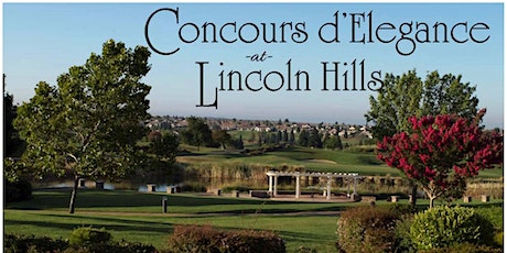 Concours d'Elegance at Lincoln Hills tickets