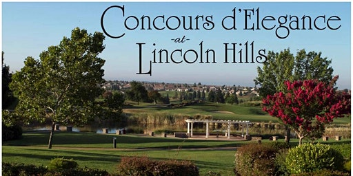 Concours d'Elegance at Lincoln Hills