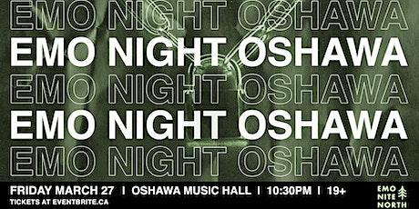 Emo Night Oshawa at The Music Hall - Fri March 27 tickets