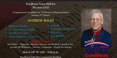 Pendleton Community Town Hall tickets