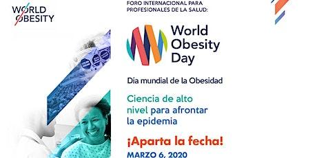 Día Mundial de la Obesidad. Ciencia de alto nivel para combatir la epidemia entradas