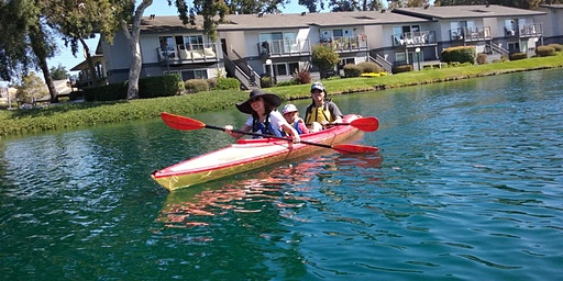 Mother's Day Kayaking Tour
