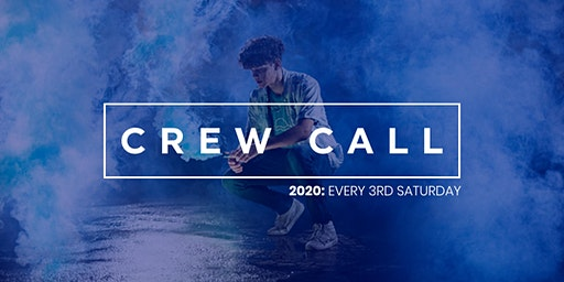 Crew Call 2020 - South Florida's #1 Creative Talent Event