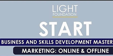 START: Business and Skills Development Masterclass  (March) tickets