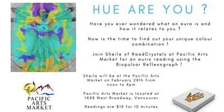 Hue Are You ? An experience with the Bio-pulsar Reflexograph tickets