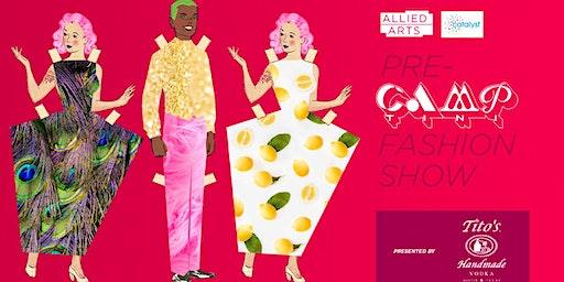 Pre-ARTini Fashion Show