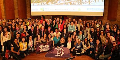Primera reunión de la Red Mujeres en Movimiento Colombia entradas
