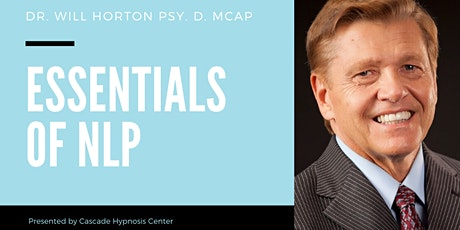 Essentials of NLP with Dr. Will Horton tickets