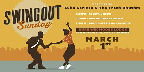 Swingout Sunday! tickets