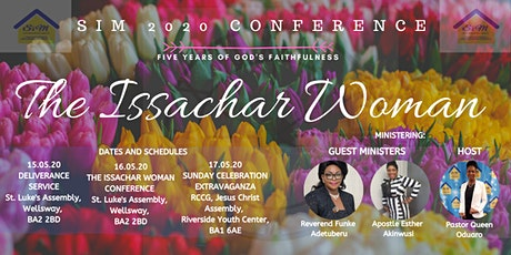 SIM 2020: THE ISSACHAR WOMEN CONFERENCE tickets