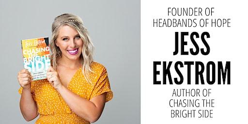 An Evening Fundraiser with Jess Ekstrom