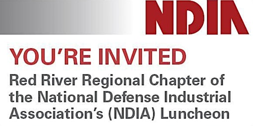 NDIA Presents the Shreveport/Bossier Aviation Industry Showcase Luncheon