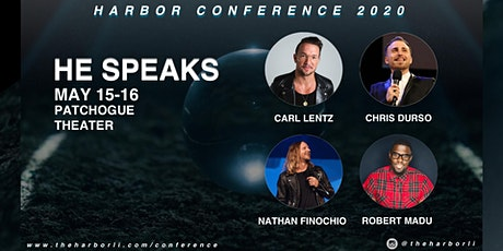 Harbor Conference 2020 - HE SPEAKS tickets