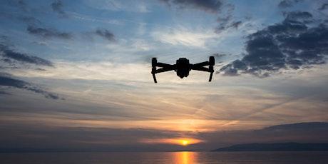 Drones 101 - Para Aficionados tickets