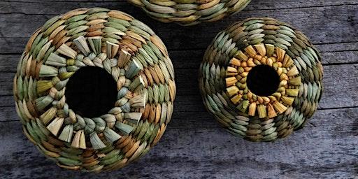 Fine Art Rush Baskets Workshop