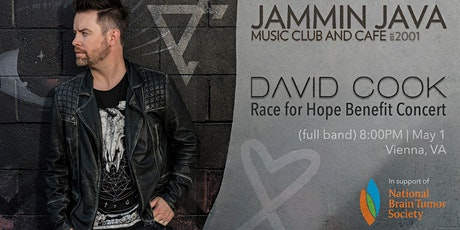 David Cook - Race for Hope Benefit Concert tickets