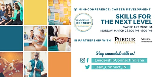Q1 Mini-Conference: Skills for the Next Level