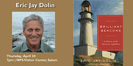 Brilliant Beacons with Eric Jay Dolin tickets