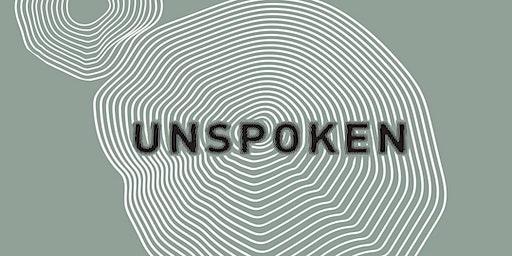 Unspoken - Adler University's MCP - AT Sequoias Art Exhibition & Fundraiser