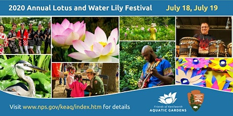 Lotus  and Water Lily Festival  2020 tickets
