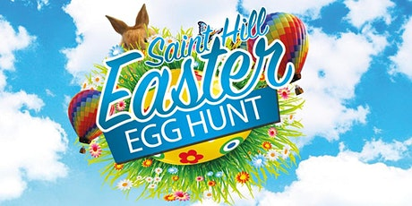 Saint Hill Easter Egg Hunt tickets