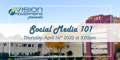 Vision Workshops: Social Media Marketing 101 tickets