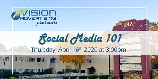 Vision Workshops: Social Media Marketing 101