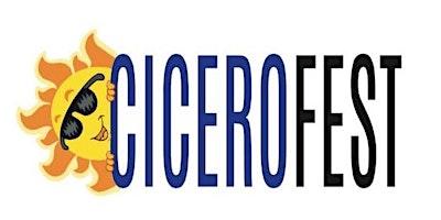 """CiceroFest 2020 Car Show """"Show & Shine"""" Registration"""