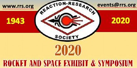 Postponed to Fall 2020 - RRS Rocket and Space Exhibit & Symposium tickets