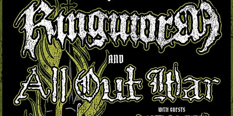 All Out War, Ringworm, Genocide Pact tickets
