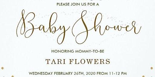 Tari's Baby Shower