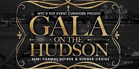 GALA ON THE HUDSON | Semi-Formal Dinner Cruise tickets