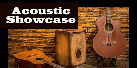 Acoustic Showcase: John Shipe tickets