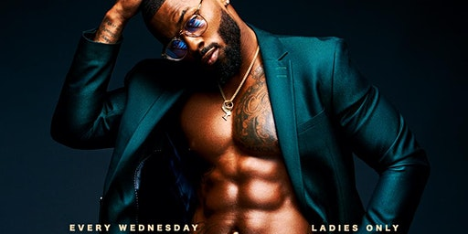LADIES ONLY! GIRLS Night Out! Stadium Club Male Revue Every Wednesday!