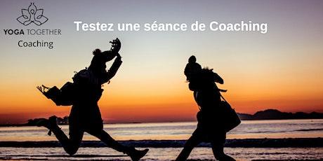 Tester une séance de Coaching individuel -dimanche 1er Mars Toulouse billets