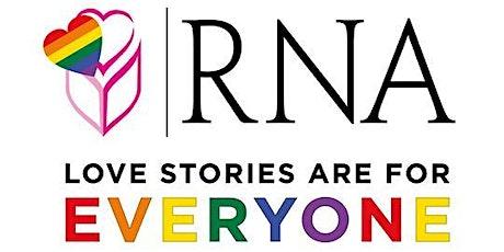 Rainbow Writing Workshop Day tickets