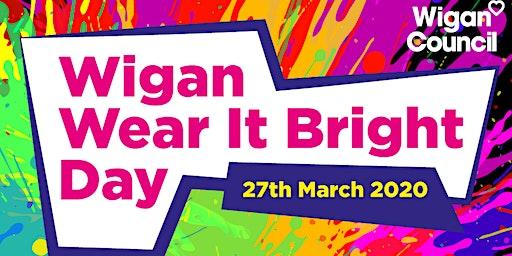 Wigan Wear it Bright Day