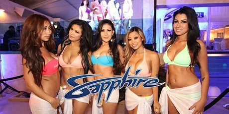 SAPPHIRE Vegas #1 Gentlemen's Club FREE ENTRY AND FREE LIMO no catch! tickets