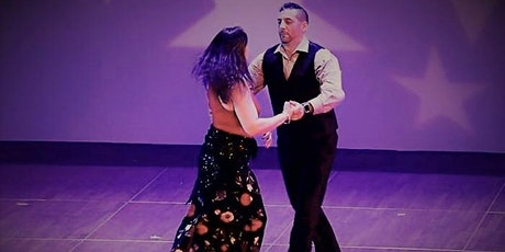 Salsa--Cumbia Style Dance Class--4 Wk. Session tickets
