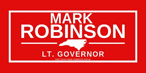 Mark Robinson Victory Party